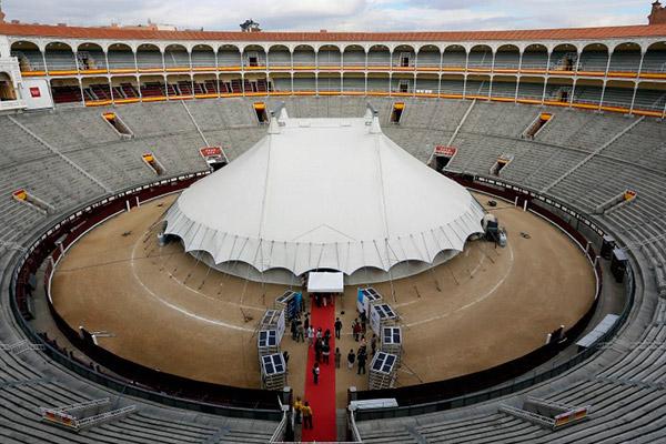 El mayor evento para Startups en Madrid en Las Ventas
