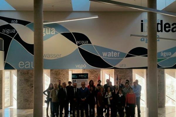 El Instituo Imdea Agua recibió las empresas de Tecnoalcalá