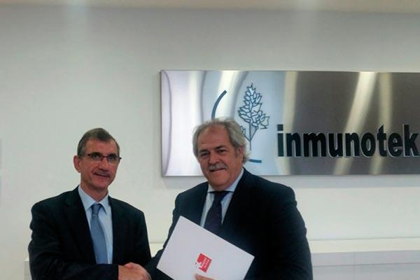 Inmunotek amplia sus instalaciones