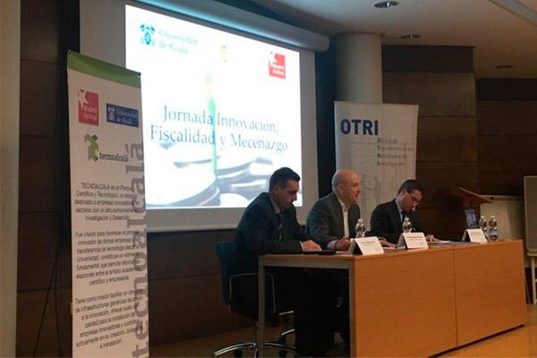 Jornada sobre Innovación, Fiscalidad y Mecenazgo