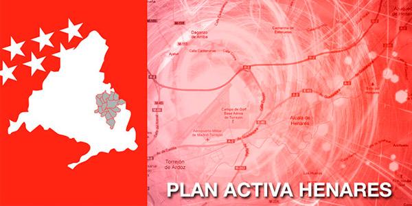 Banner Plan Activa Henares