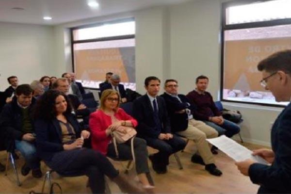 Inauguración del Centro de Formación y Empresa por la Escuela de Formación SEM
