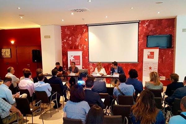 Empresarios del Sureste de Madrid descubrieron los recursos públicos que tienen a su alcance en un encuentro con las entidades que los facilitan