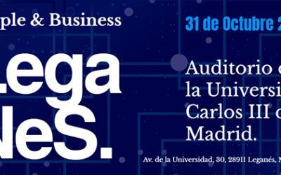 Congreso Leganés People & Business 2017
