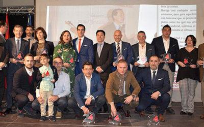 AFES hace entrega de los galardones de la XIV Edición de sus premios empresariales