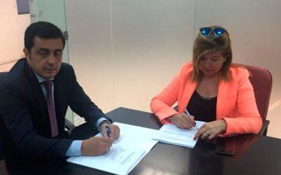 Firma Contrato con ANOVA IT CONSULTING S.L.