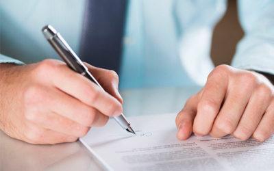 Nueva adjudicación de contrato de servicios