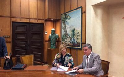 Madrid Activa ha formalizado un convenio de colaboración con la UNIVERSIDAD DE ALCALÁ