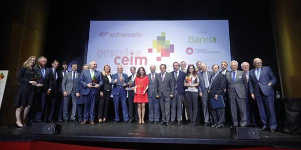 Inmunotek recibe el Premio CEIM de Innovación