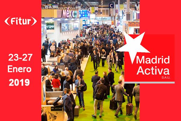 Madrid Activa promociona veintiún Municipios del Sureste de Madrid en Fitur 2019